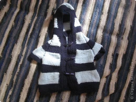 шапочка и шарф фото 12