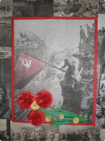 Считаю День Победы самым важным праздником для всей России.1941 - 1945 гг. 4 года войны  и даже спустя столько лет наша боль утрат не угасла и не  стала слабее!  фото 4