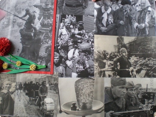 Считаю День Победы самым важным праздником для всей России.1941 - 1945 гг. 4 года войны  и даже спустя столько лет наша боль утрат не угасла и не  стала слабее!  фото 9
