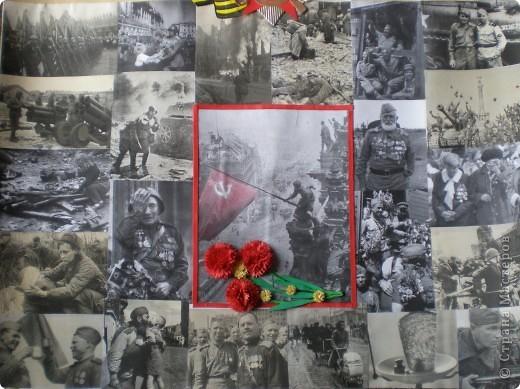 Считаю День Победы самым важным праздником для всей России.1941 - 1945 гг. 4 года войны  и даже спустя столько лет наша боль утрат не угасла и не  стала слабее!  фото 3