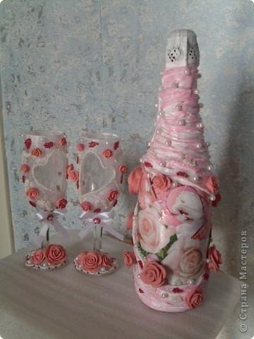Вот такой подарок получился родителям на 30 лет совместной жизни, т.е на жемчужную свадьбу! фото 5
