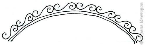 """Всем добрый день! Начало: Введение 1 http://stranamasterov.ru/node/187189 Введение 2 http://stranamasterov.ru/node/187435 Урок 1 http://stranamasterov.ru/node/187799 Урок 2 http://stranamasterov.ru/node/188393 Урок 3 http://stranamasterov.ru/node/188553 Урок 4 http://stranamasterov.ru/node/189065  Элемент """" Завиток"""" На рисунке показано как нужно рисовать этот рисунок, назовем буквой S. Завитки могут идти в одну сторону, а могут и в другую. Все зависит от Ваших пожеланий.   фото 4"""