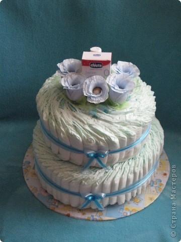 Тортик для малыша + конфетки для мамочки фото 1