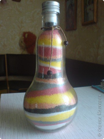 Бутылки с солью. фото 1