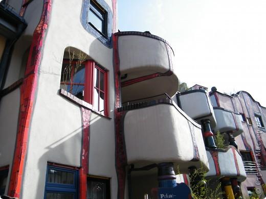 Дом художника Хундертвассера в Плохингене фото 5
