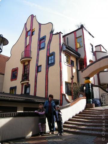 Дом художника Хундертвассера в Плохингене фото 12