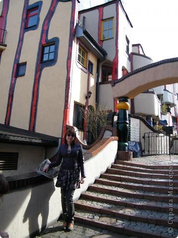 Дом художника Хундертвассера в Плохингене фото 13