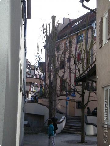 Дом художника Хундертвассера в Плохингене фото 17