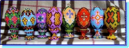 пасхальные яйца сделаные к Пасхе 2011 г. фото 6