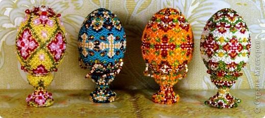 пасхальные яйца сделаные к Пасхе 2011 г. фото 5
