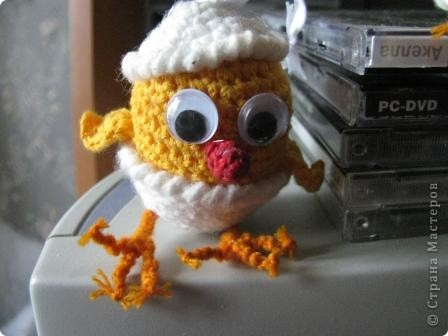 Цыплята к Пасхе фото 1