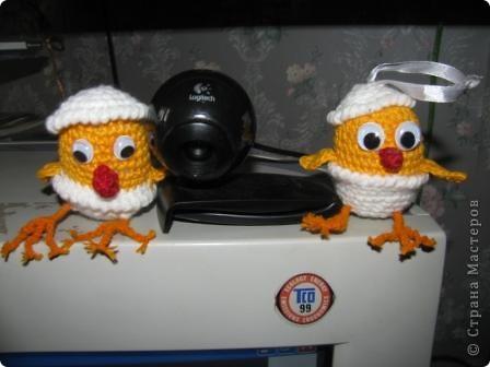 Цыплята к Пасхе фото 2