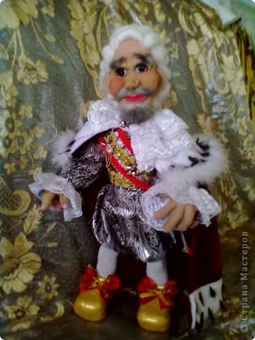 "Кукла-ваза ""Восточная красавица"", скульптурный текстиль.  фото 8"
