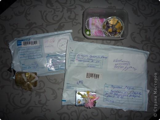получила сразу два письма.....двойное счастье))))) фото 1