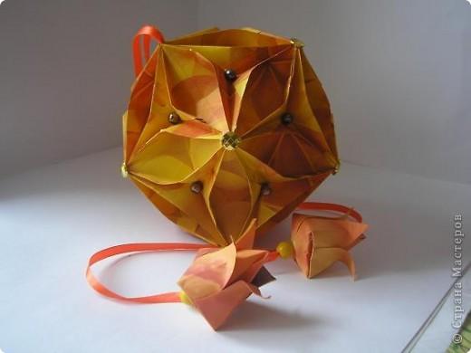 Вот, вдохновляясь работами наших Мастеров  - Елена Борисовна, натолкнула меня на создание очередного грейпфрукта. фото 1