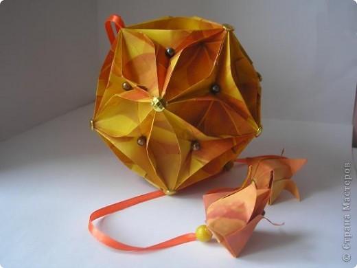 Вот, вдохновляясь работами наших Мастеров  - Елена Борисовна, натолкнула меня на создание очередного грейпфрукта. фото 2
