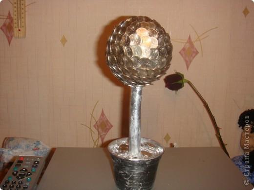 Серебрянное дерево