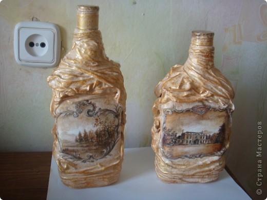 Красивые бутылочки фото 1