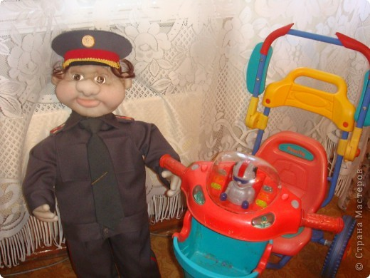 Добрый милиционер фото 2