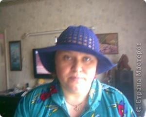 Вот я и связала шапочку для сына. фото 3
