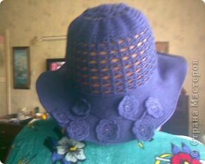 Вот я и связала шапочку для сына. фото 4