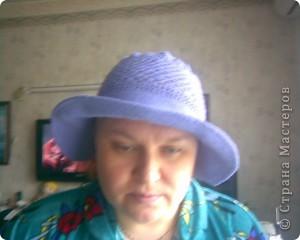 Вот я и связала шапочку для сына. фото 5
