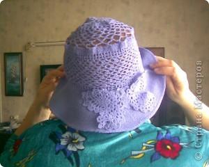 Вот я и связала шапочку для сына. фото 6
