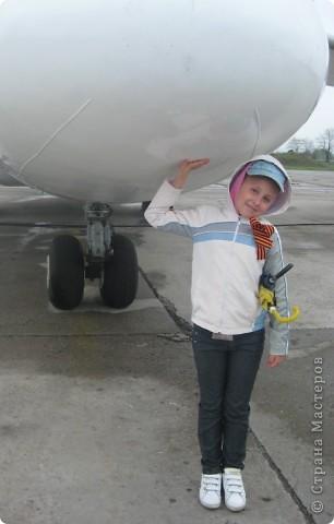 """Сегодня """"день открытых дверей"""" у мамы на работе, посвященный 9 мая. Ее работа связана с двигателями для самолетов и вертолетов. В обычный день к ней на работу не зайдешь. Но все по порядку... фото 15"""