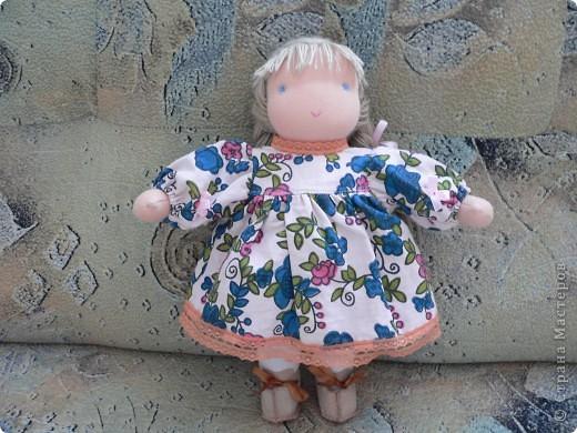 фото нескольких кукол, которые я шью своим дочкам фото 2