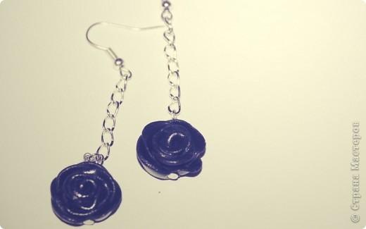 первые, еще совсем страшные розы фото 7