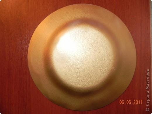 Салфетка, акриловые краски, лак фото 4