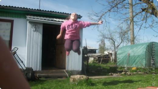 Доброго весеннего дня вам, мои дорогие! Вчера мы были на даче и конечно же доча вооружившись фотоаппаратом искала красоту :) фото 17