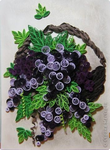 Корзинка винограда фото 3
