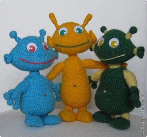 """Вот мои участники конкурса """"НЛО"""" на Сатилине. К сожалению, в тройку призеров не попали, но тем не менее, я их обожаю и ими горжусь! МК по ним можно найти в моем блоге. фото 6"""