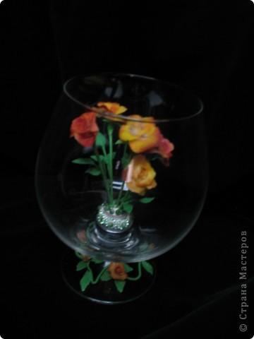 А вот и мой первый бокал. фото 3