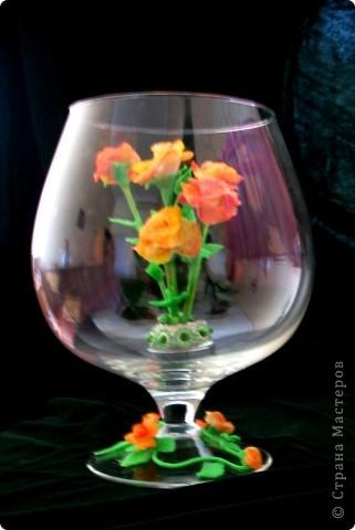 А вот и мой первый бокал. фото 2