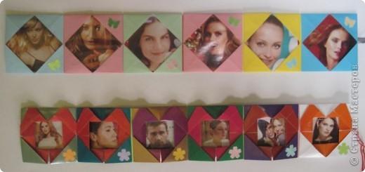 Мини-альбомчики для фото на завязочках. фото 6