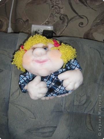 еще одна кукла на удачу фото 2