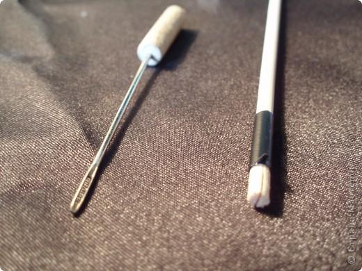 Необходимый минимум: пинцет, ножницы, инструмент для квиллинга фото 2