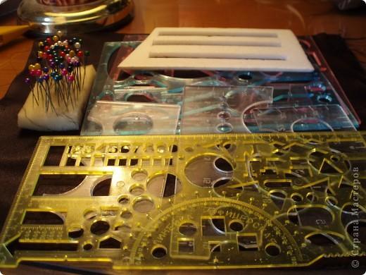 Необходимый минимум: пинцет, ножницы, инструмент для квиллинга фото 4