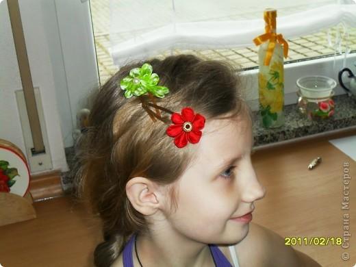 заколочки для дочери фото 9