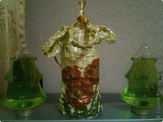 элемент декора с фоторамкой фото 2