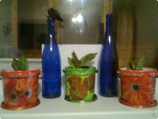 горшки для цветов из майонезных ведер фото 1