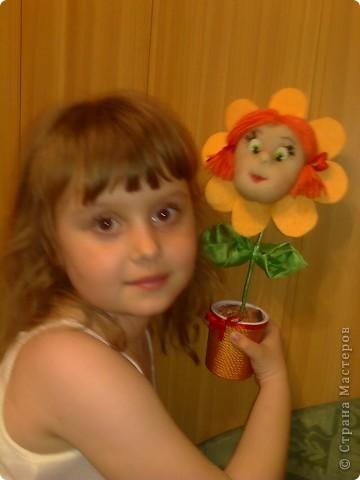 Вот такая милашка распустилась у нас с дочей фото 4