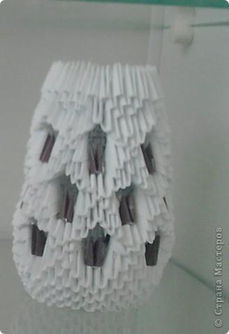 эти вазы я придумала сама, надеюсь они будут интересны и другим мастерам. фото 2