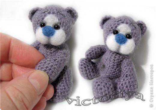 У нас появилась новая мишка - малышка ))) фото 1