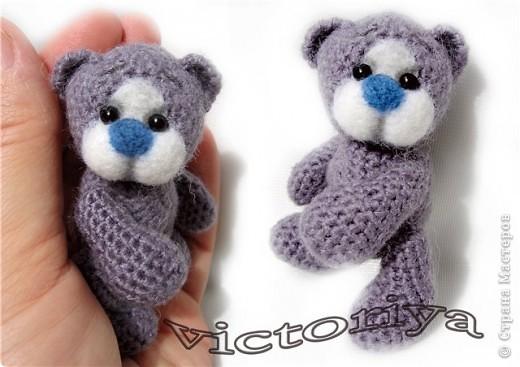У нас появилась новая мишка - малышка ))) фото 2