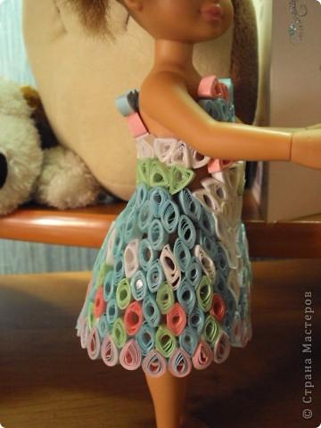 элегантный наряд для куколки фото 5