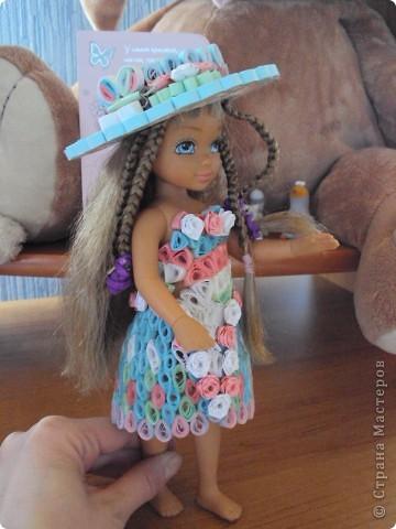 элегантный наряд для куколки фото 1