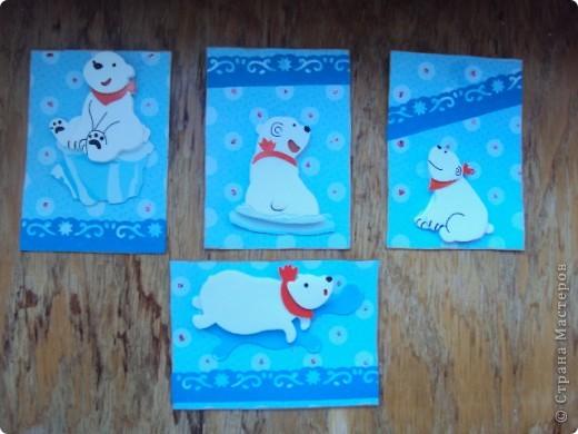 """Это моя новая серия """"Белые медведи.."""" фото 1"""